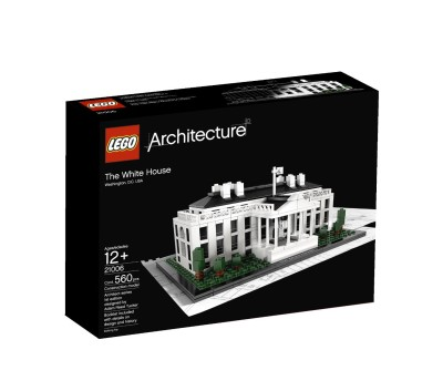 LEGO Architecture White House $37.11 (SAVE $12.88)