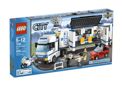 LEGO Mobile Police Unit $34.97 (SAVE $10.02)