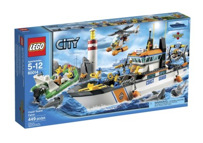 LEGO Coast Guard Patrol $64.76 (SAVE $15.23)