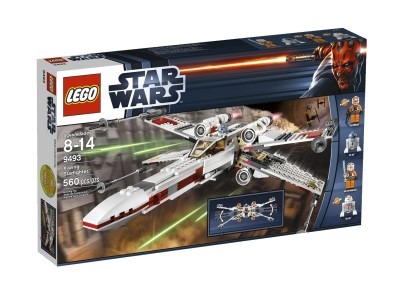 LEGO Star Wars X-Wing Starfighter $43.70 (SAVE $16.29)