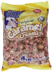 Goetze's Caramel Creams Candy Bag, 64 Ounce $11.05