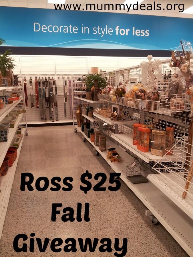 Ross Fall Fashion