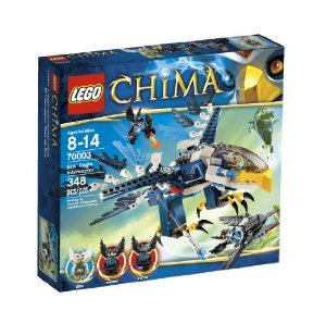 LEGO Chima Eris Eagle Interceptor Deal starts at  10:59 AM PST