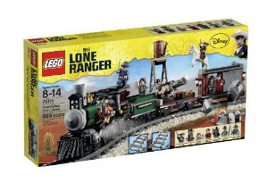 LEGO The Lone Ranger Constitution Train Chase Deal starts at  9:59 AM PST