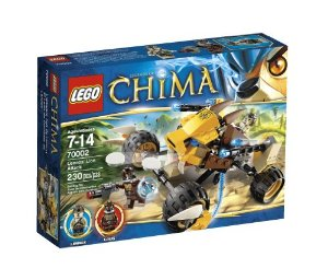 LEGO Chima Lennox Lion Attack 70002 Deal starts at  7:59 AM PST