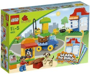 LEGO Bricks and More DUPLO My First Build 4631 Deal starts at  8:59 AM PST