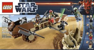 LEGO Star Wars 9496 Desert Skiff Deal starts at  6:59 AM PST