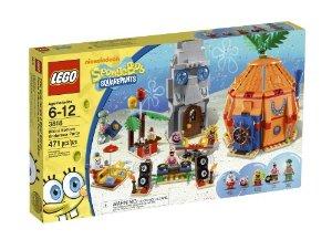 LEGO SpongeBob Bikini Bottom Undersea Party 3818 Deal starts at  12:59 PM PST