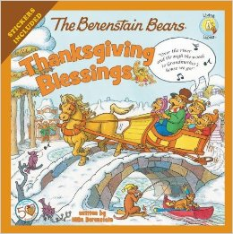 Thanksgiving Children's Books