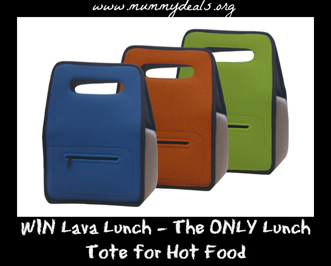 Win  Lava Lunch