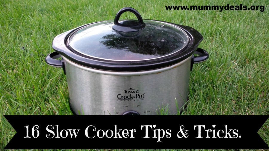 Slow Cooker Tips and Tricks