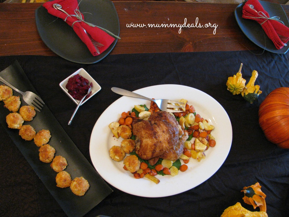 Gluten Free Stuffing Balls Recipe for Thanksgiving