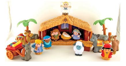 Little People Nativity Deal