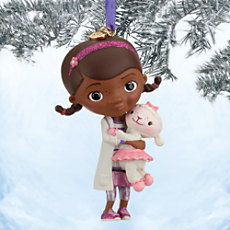 Doc McStuffins Sketchbook Ornament $7.77 (Reg $12.95)