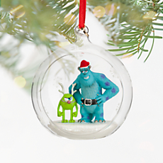 Mike and Sulley Sketchbook Ornament  $7.77 (Reg $12.95)