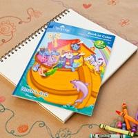 Noah's Ark - Inspirational Coloring Book $1.99