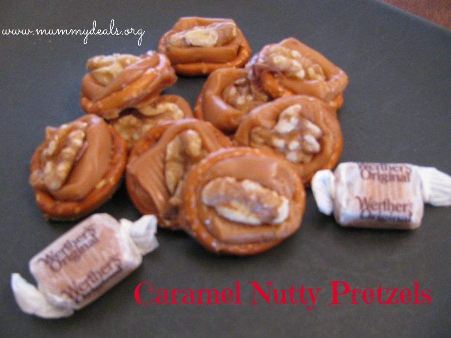 Caramel Nut.