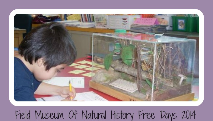 Field Museum Of Natural History Free Days 2014