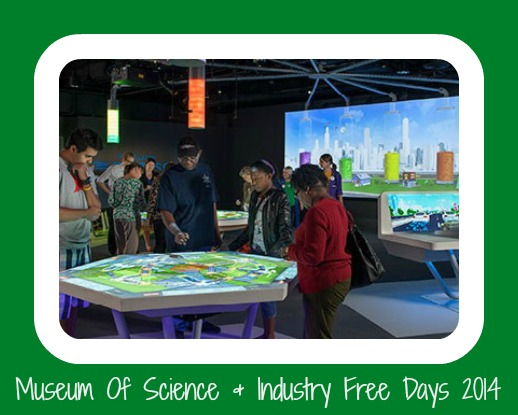 Museum Of Science And Industry Free Days 2014