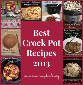 Reader's Best Crock Pot Recipes 2013