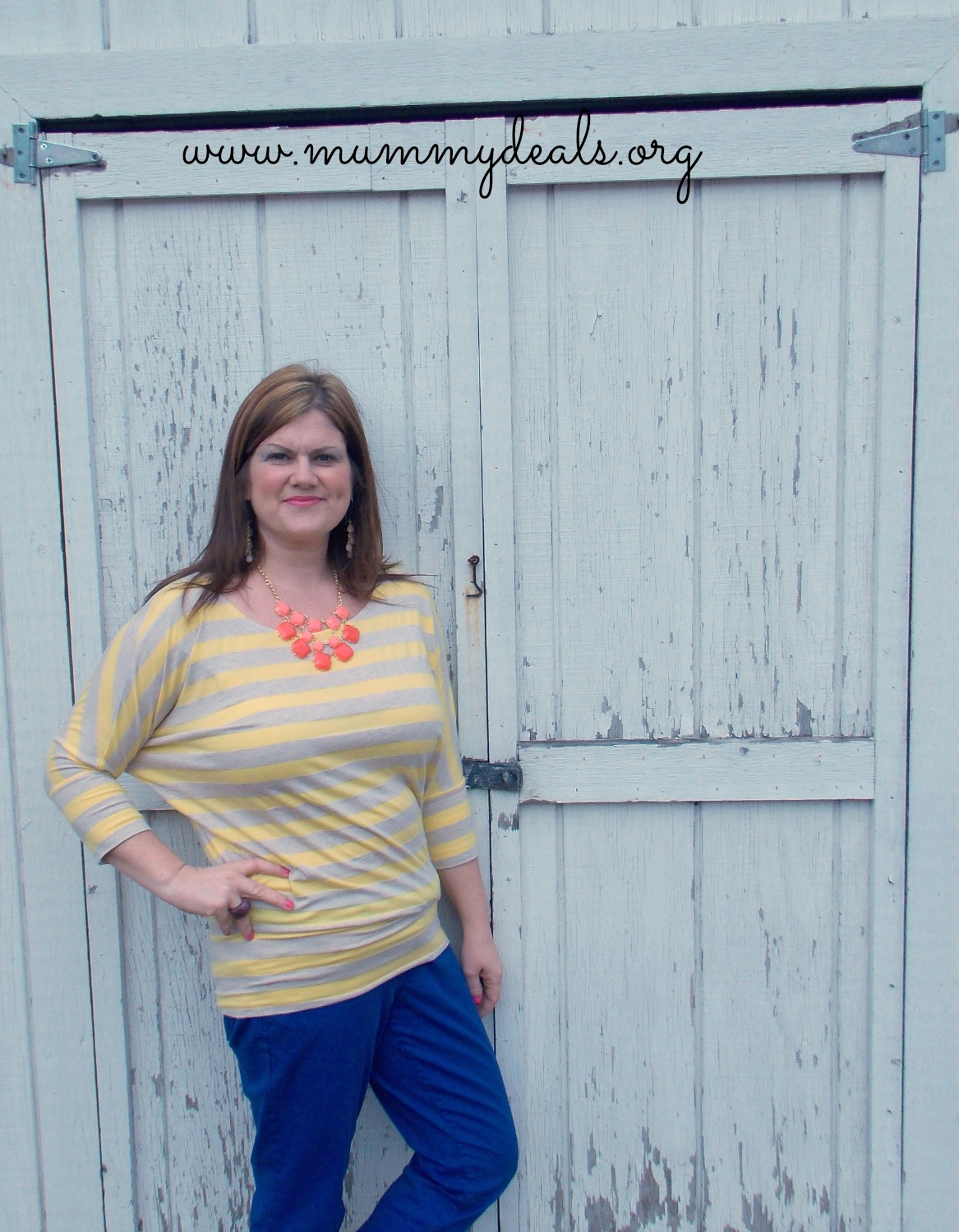 Spring Fashion Ideas For Moms