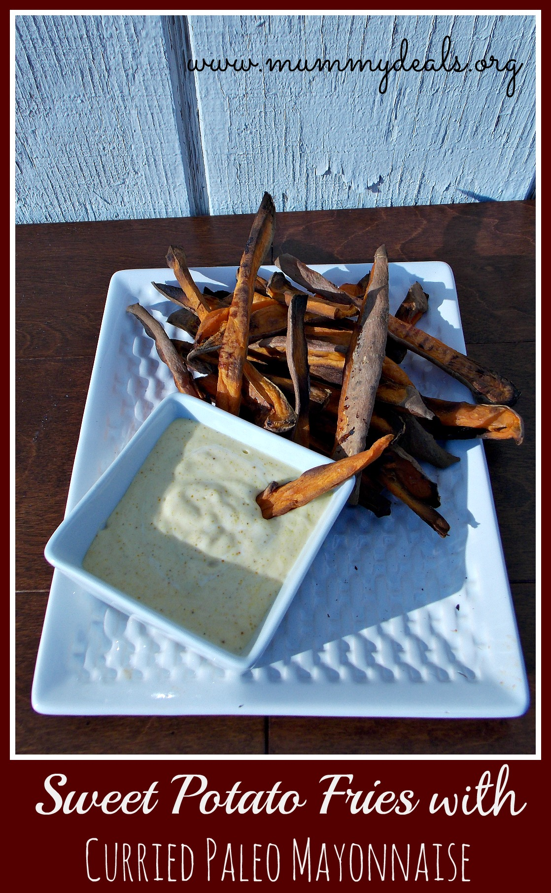 Sweet Potato Fries 5