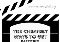 The Cheapest Ways to Get Movies