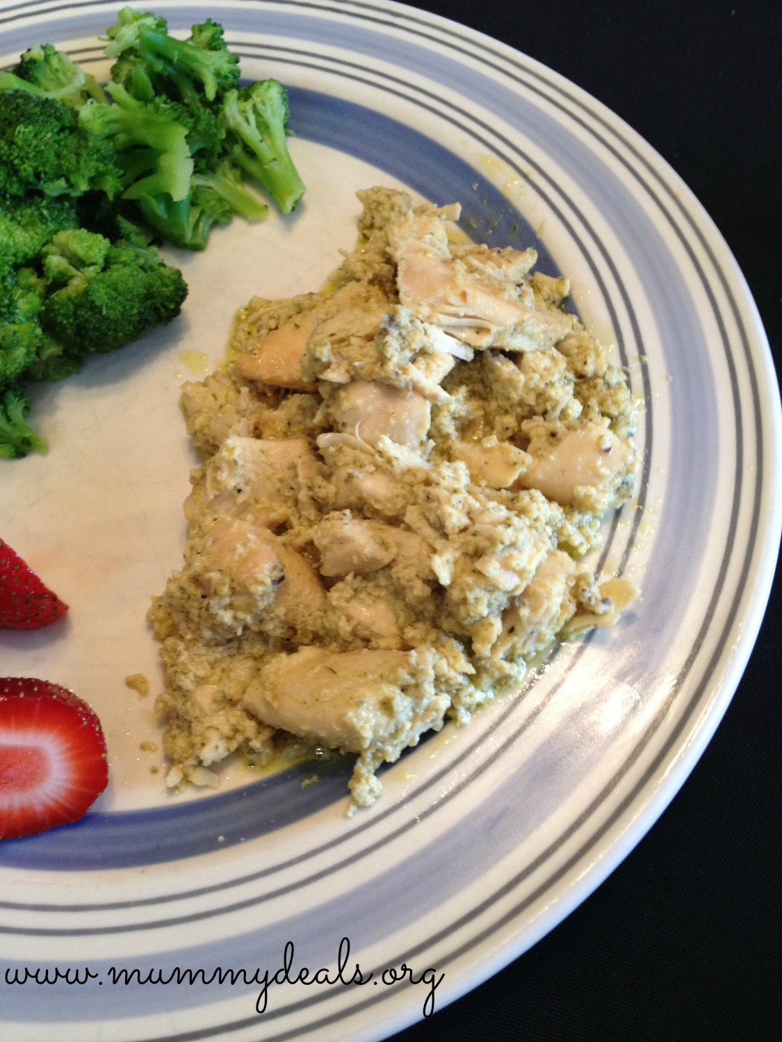 Crock Pot Paleo Chicken Breast
