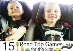 15 Road Trip Games For The Kids