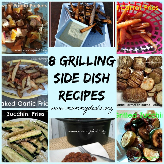 8 Grilling Side Dish Recipes