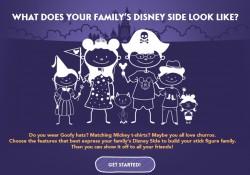Disney parks decal