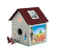 Home Depot Birdhouse