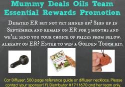 Mummy Deals ER Promo