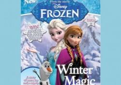 Frozen Magazine Discount Deal