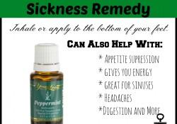 Natural Motion Sickness Remedy