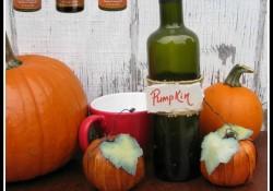 Homemade Pumpkin Spice Syrup