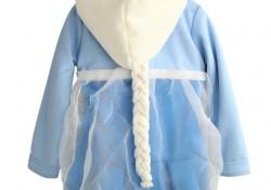 Frozen Themed Fleece Jacket Discount Deal