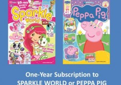 Sparkle Magazine Discount Deal