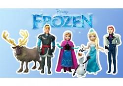 Disney Frozen Complete Story Figurine Playset