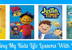 Teaching Kids Life Lessons With Netflix