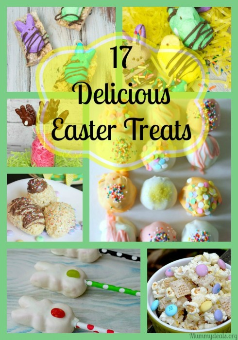 17 Delicious Easter Treats