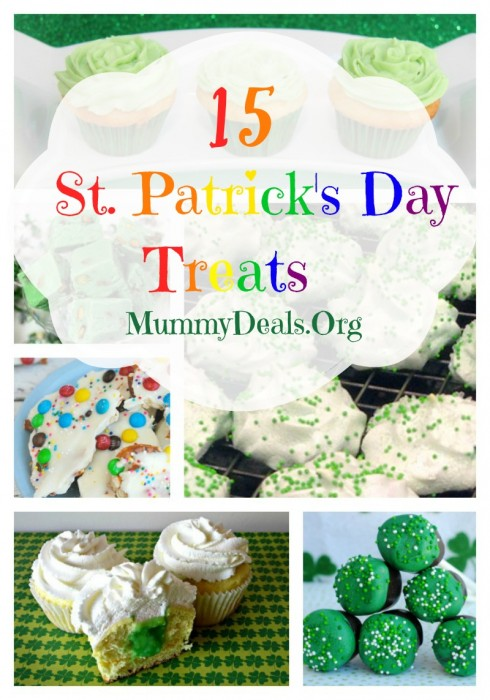 15 St. Patrick's Day Treats