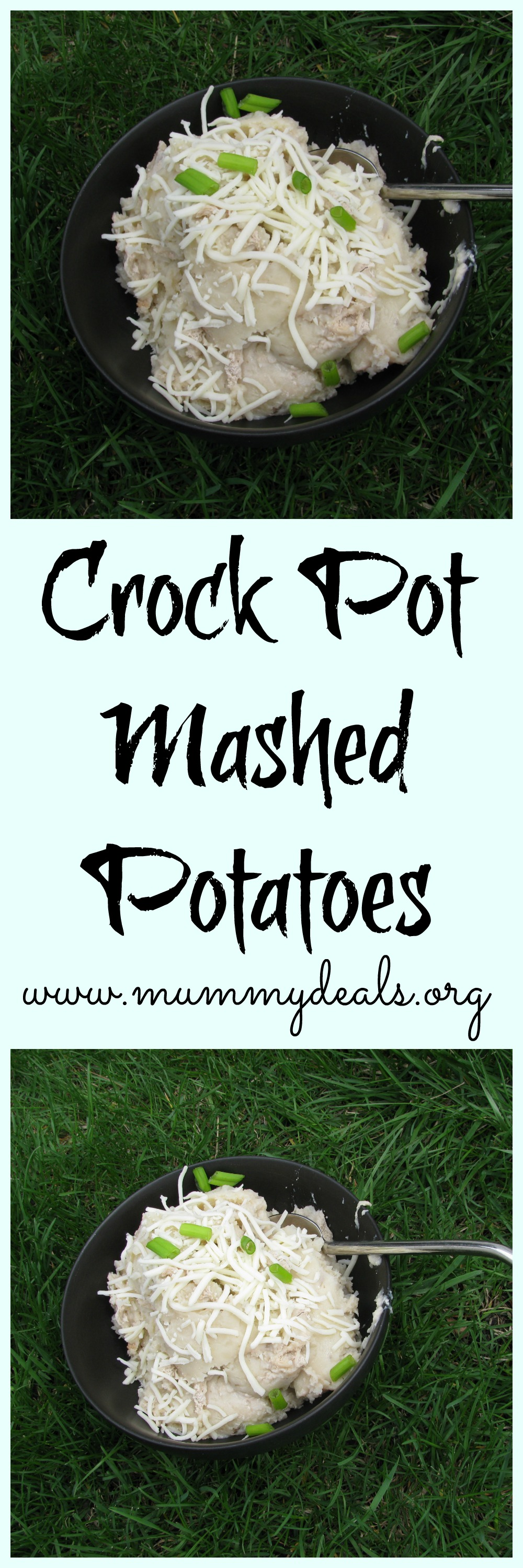 Crock Pot Mashed Potatoes Recipe