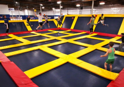 Trampolining Discount Deal