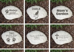 Personalized Garden Stone Discount Deal