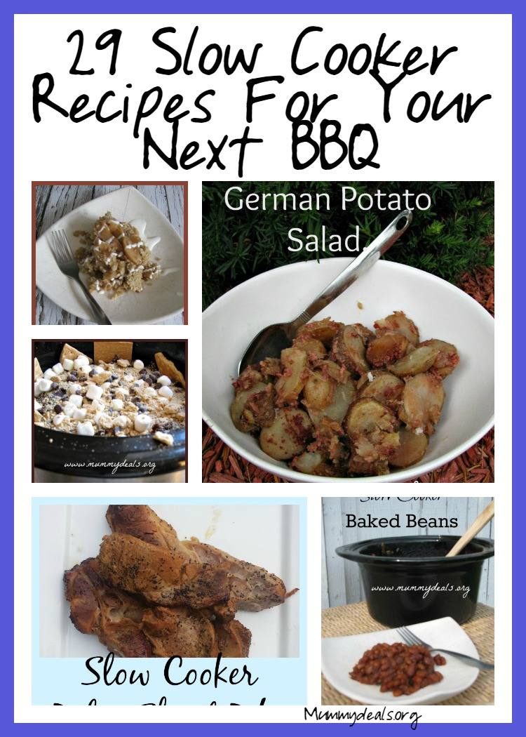 29 Crowd Pleasing Slow Cooker Recipes For Your Next BBQ