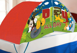 Licensed Character Bed Tent and Pushlight Discount