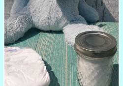 Homemade Diaper Pail Freshener