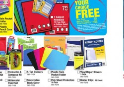 Menards Back to School Sale 2015