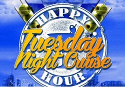 FREE Tuesday Night Happy Hour Cruise Tickets